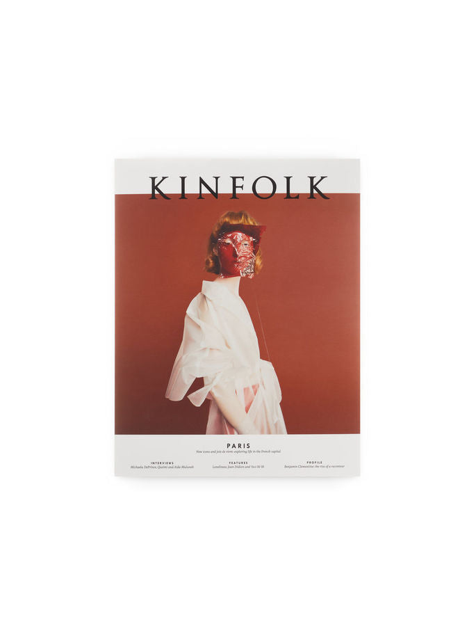 Kinfolk: The Paris Issue