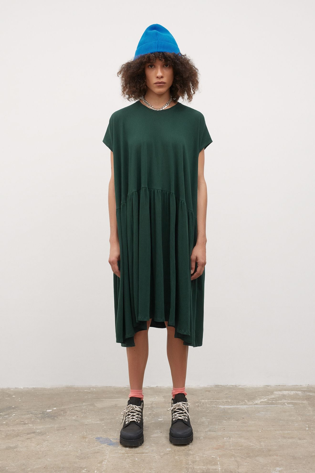 Gather Dress