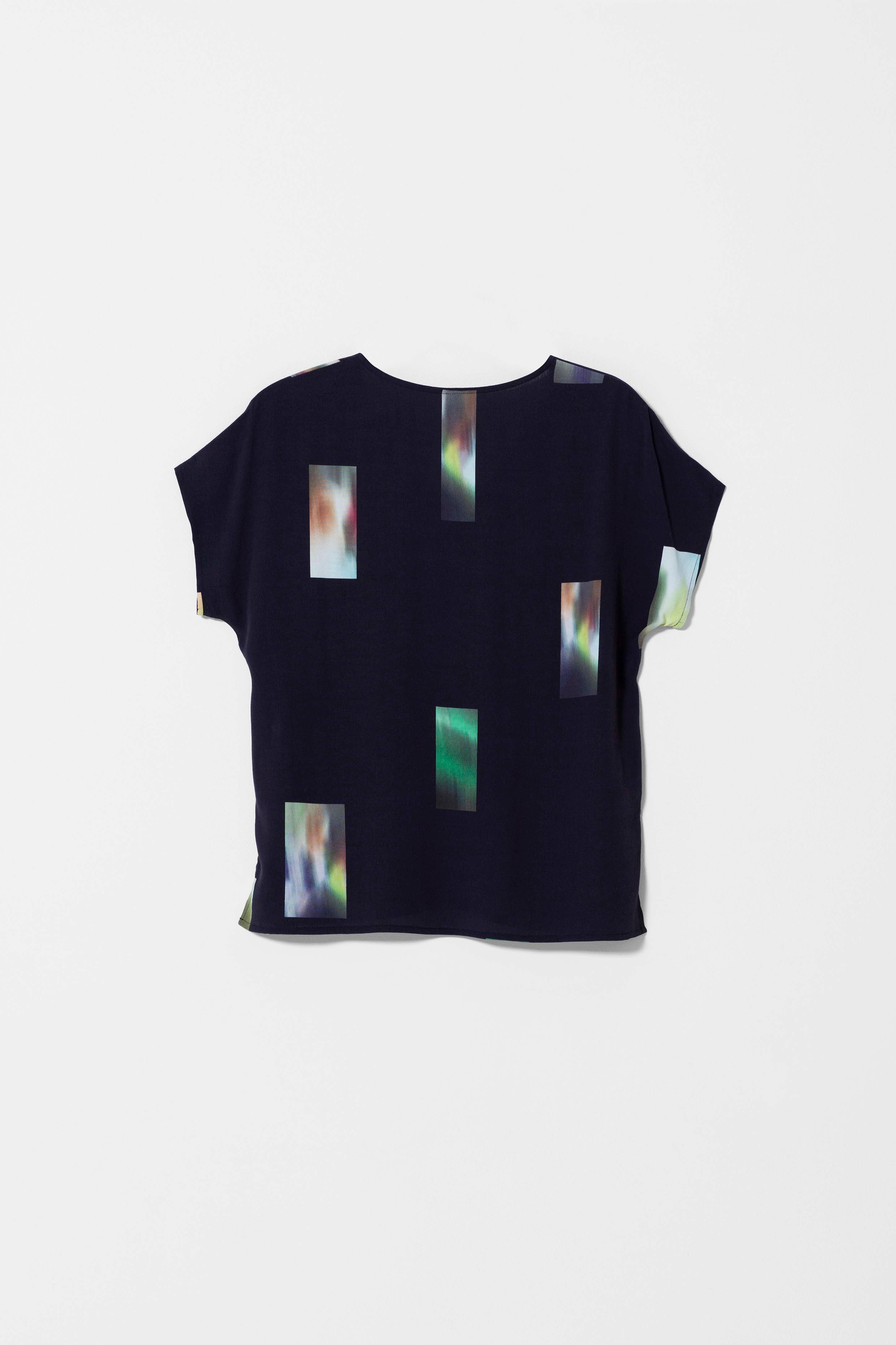 Formation Short Sleeve Top