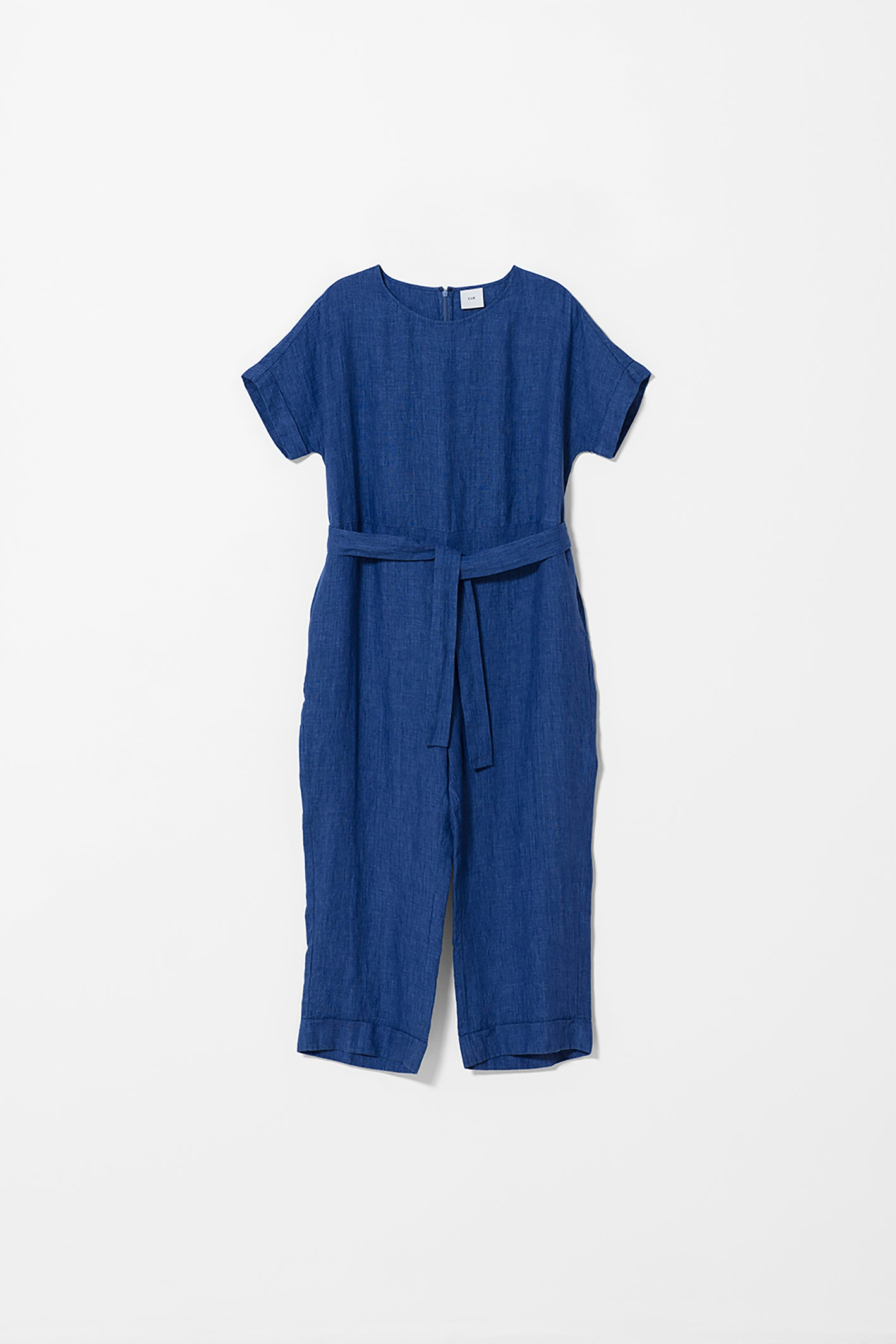 DENIM FLYTE JUMPSUIT