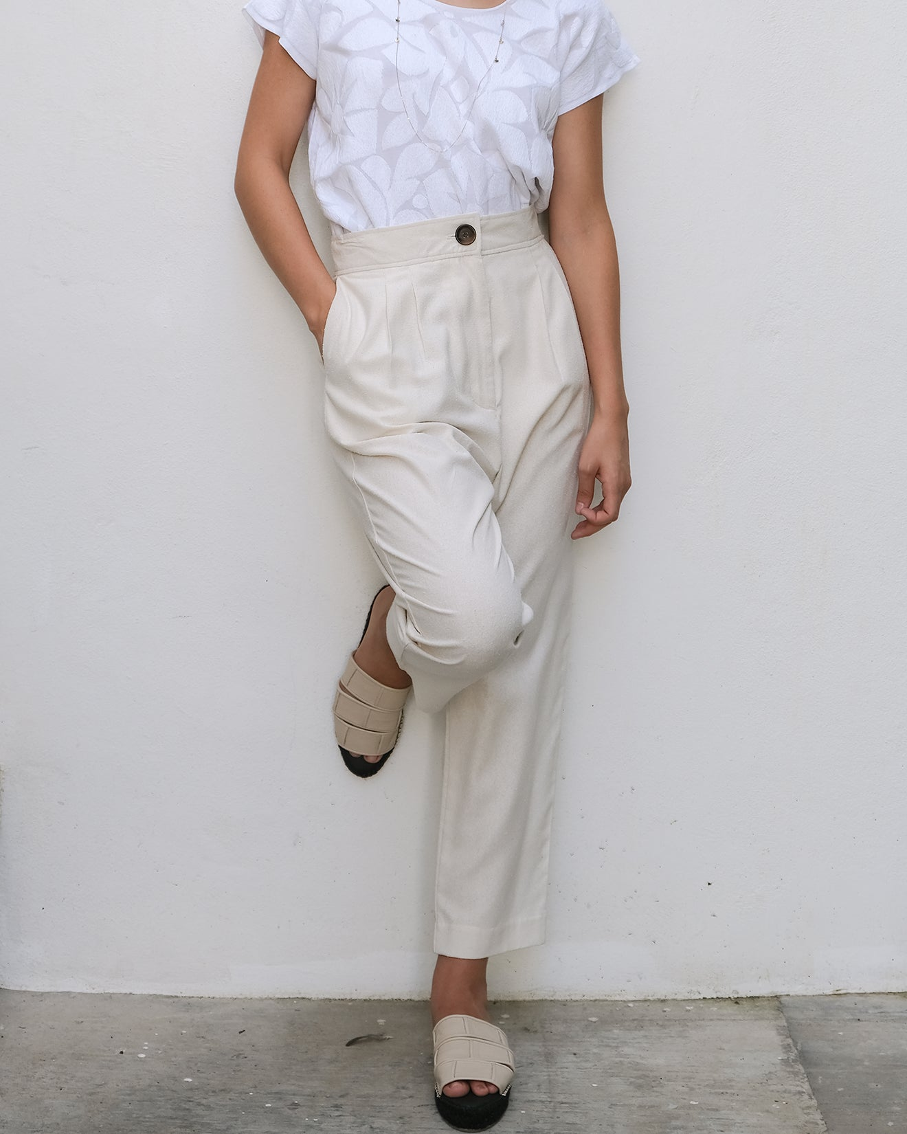 LUCA Cropped Pants