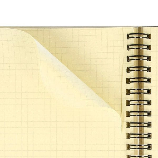 Rollbahn Spiral Notebook - Olive