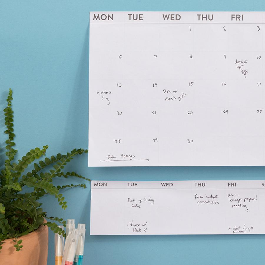 Stick to It Weekly Planner