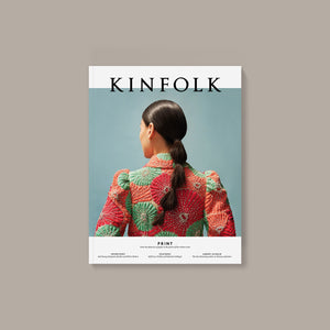 Kinfolk: The Print Issue