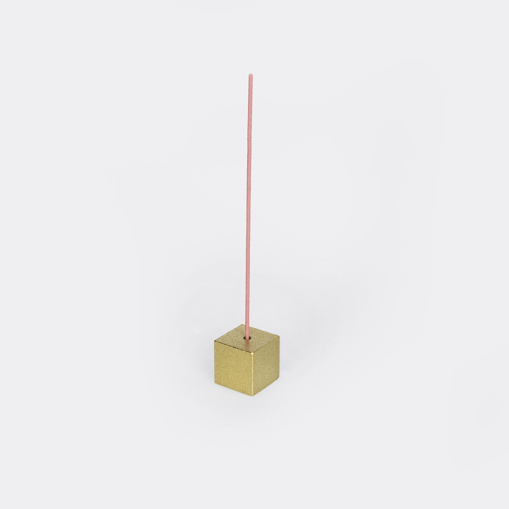 Cube Incense Holder