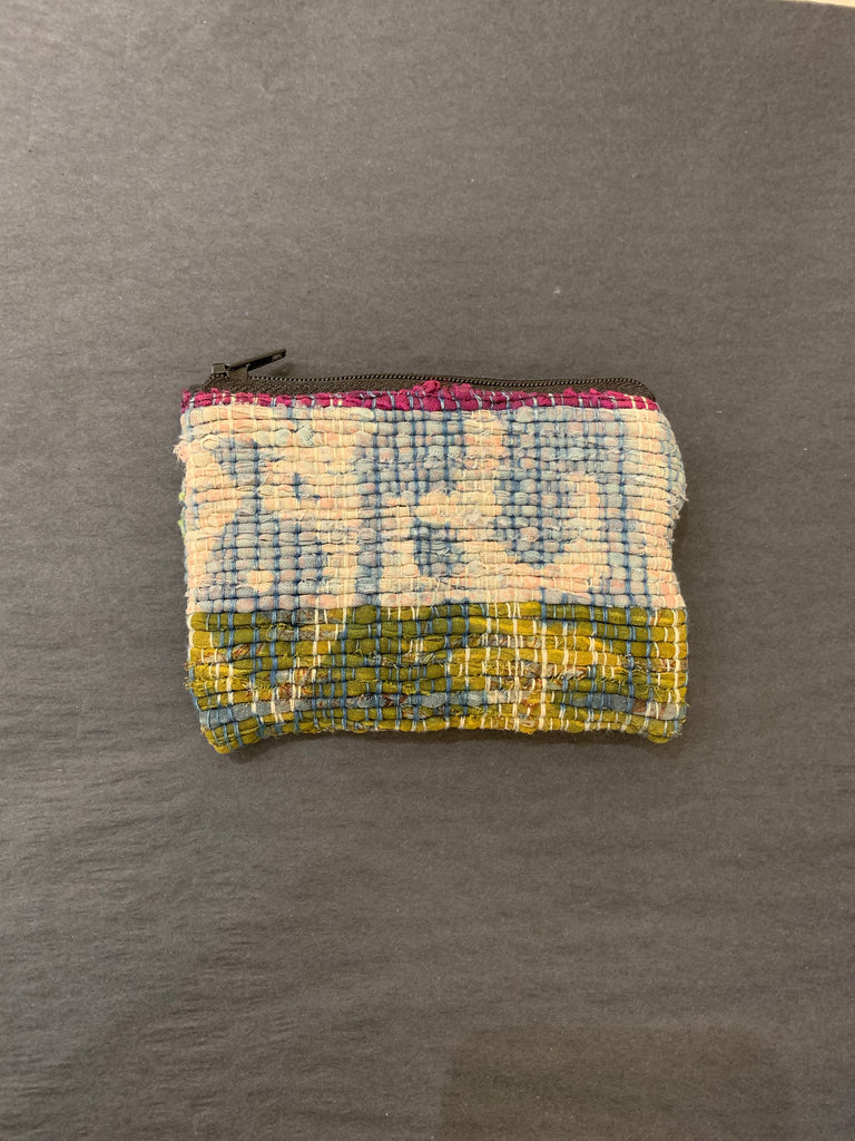 Handmade Indian Coin Purse
