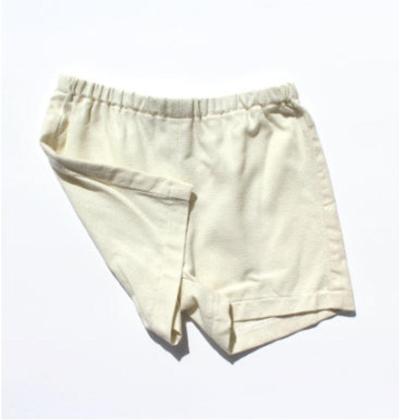 Paneled Shorties
