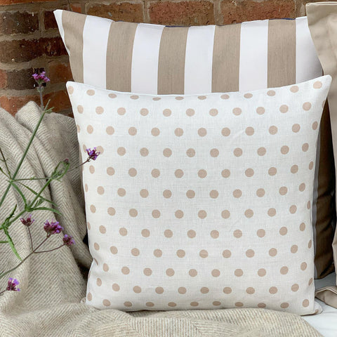 Large Fudge Spot Cushion