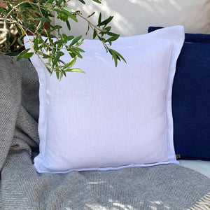 Oxford Edge Linen Cushions