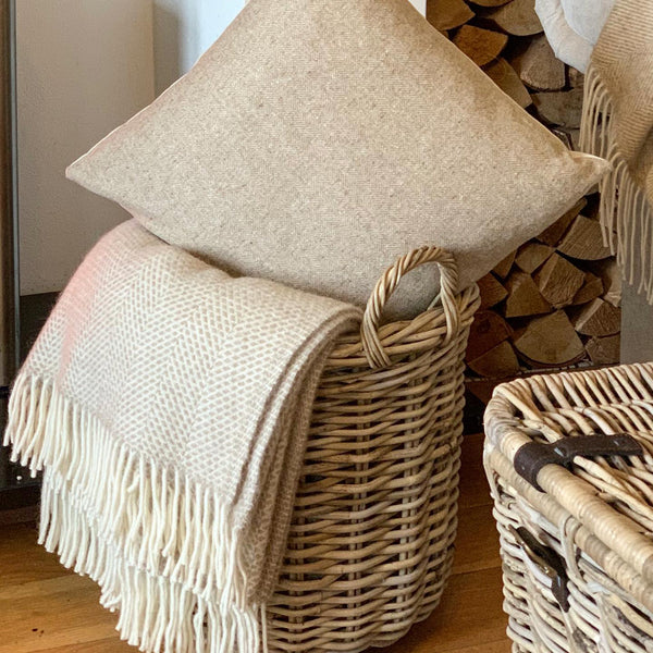 Cosy Wool Throws