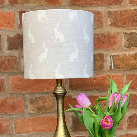 Peony and Sage Lampshade