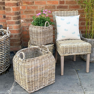 Square Curved Body Baskets
