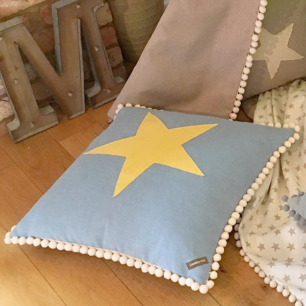 Kids Star Floor Cushions