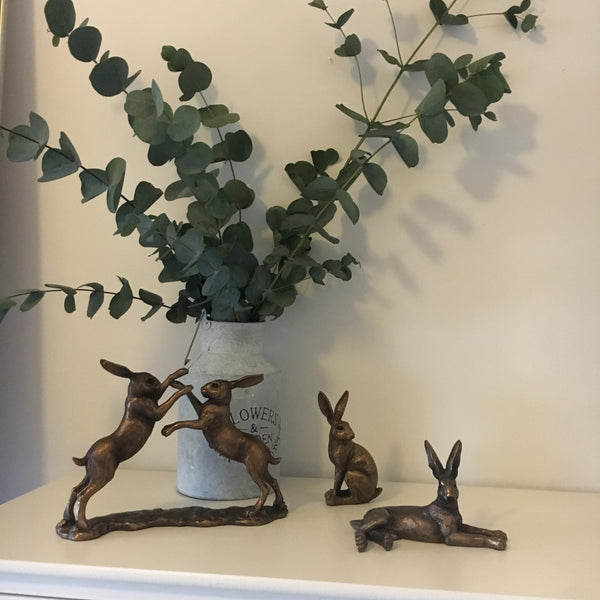 Hare ornaments