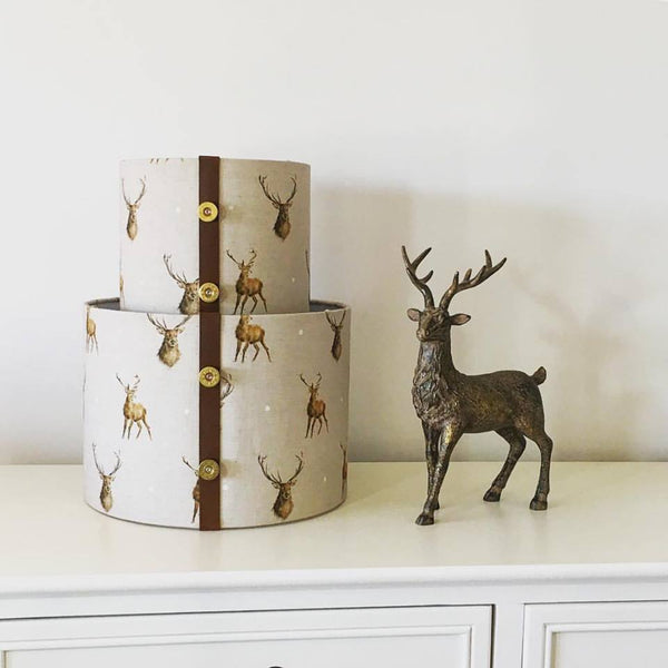 Stag Lampshade