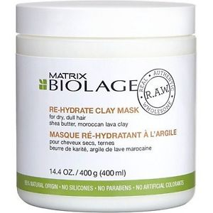 Raw Re-Hydrate Clay Mask