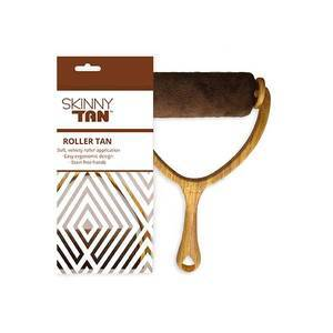 Skinny Tan, Exfoliating Mitt, A Double Sided Mitt For Exfoliating Before Tanning And Correcting Tan