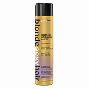 Sulphate Free Bombshell Bright Blonde Violet Shampoo