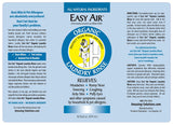 Easy Air Organic Allergy Relief Laundry Rinse, 16oz. (2 Bottles)