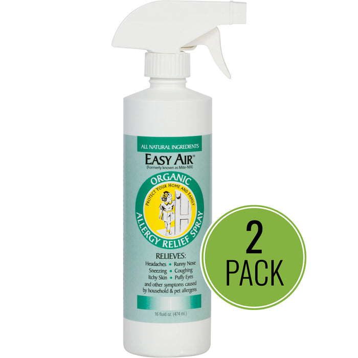 Easy Air  Organic Allergy Relief Spray