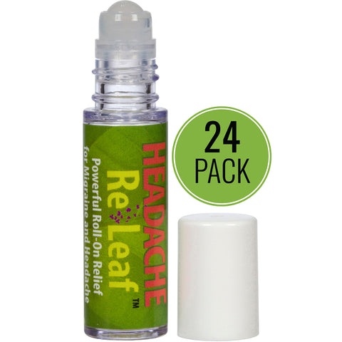 Headache ReLeaf Roll-On 24-Pack