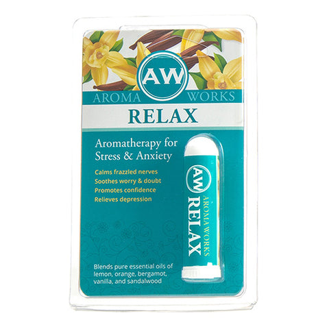 RELAX Pocket Inhaler Sample