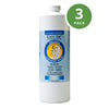 Easy Air Organic Allergy Relief Laundry Rinse Refill, 32oz. - 3 Pack