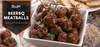BeerBQ Meatball Recipe