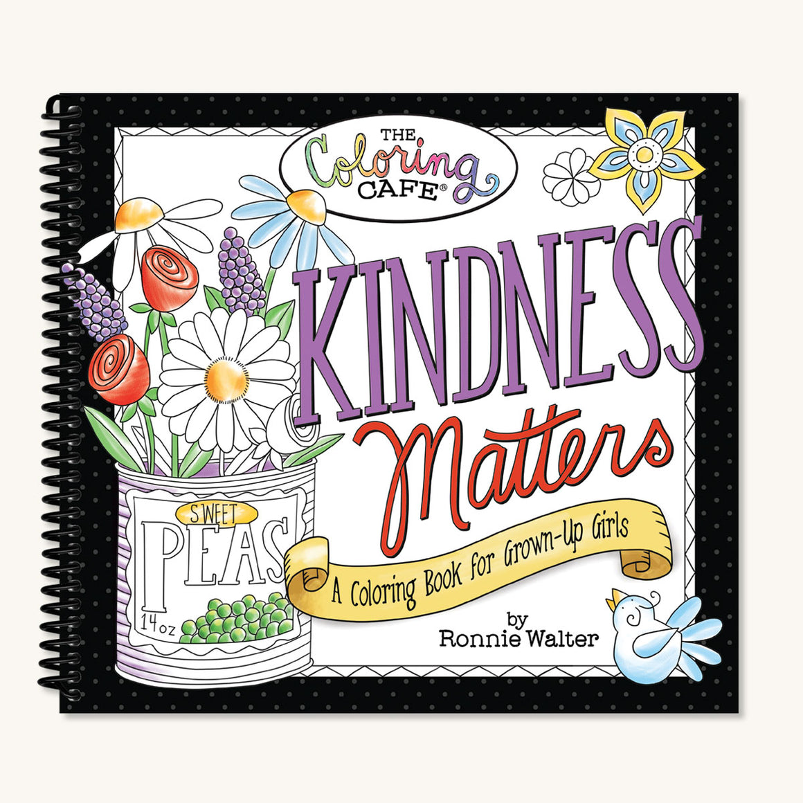 Kindness Matters Coloring Book