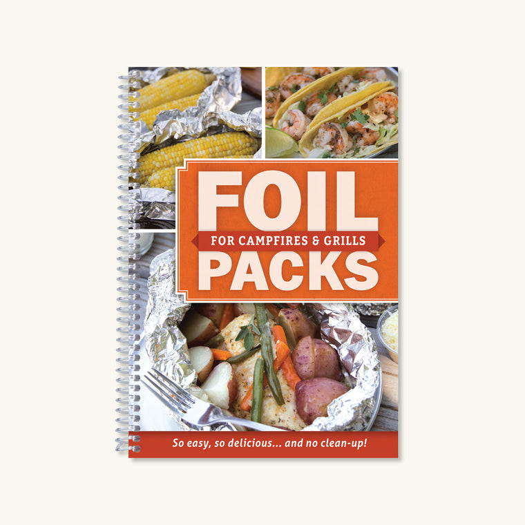 Foil Packs Cookbook