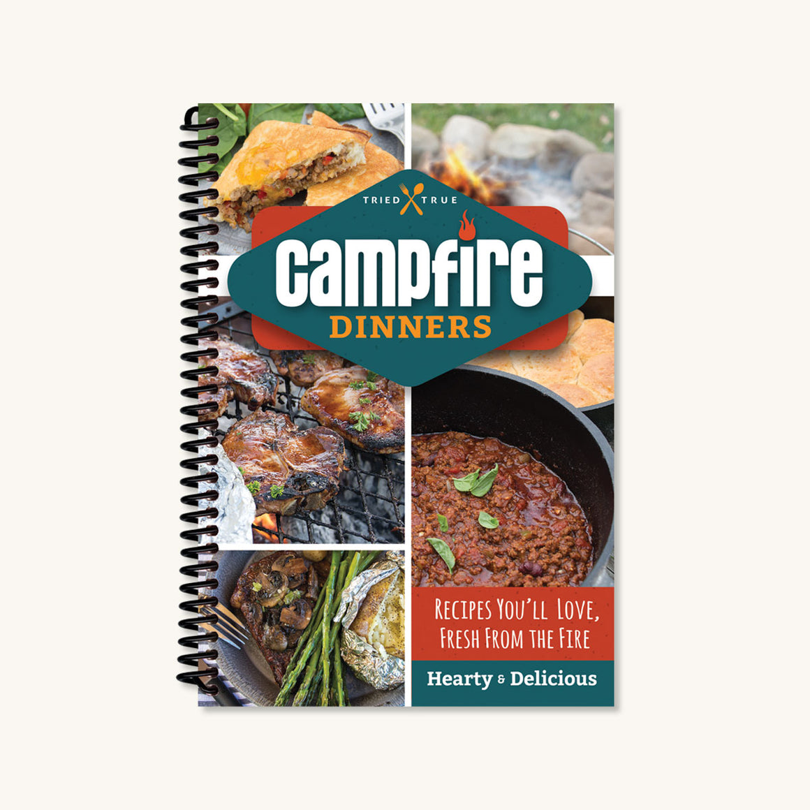 Campfire Dinners Cookbook