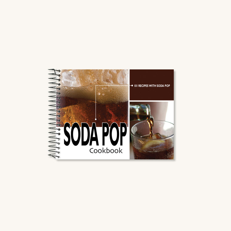 Soda Pop Cookbook