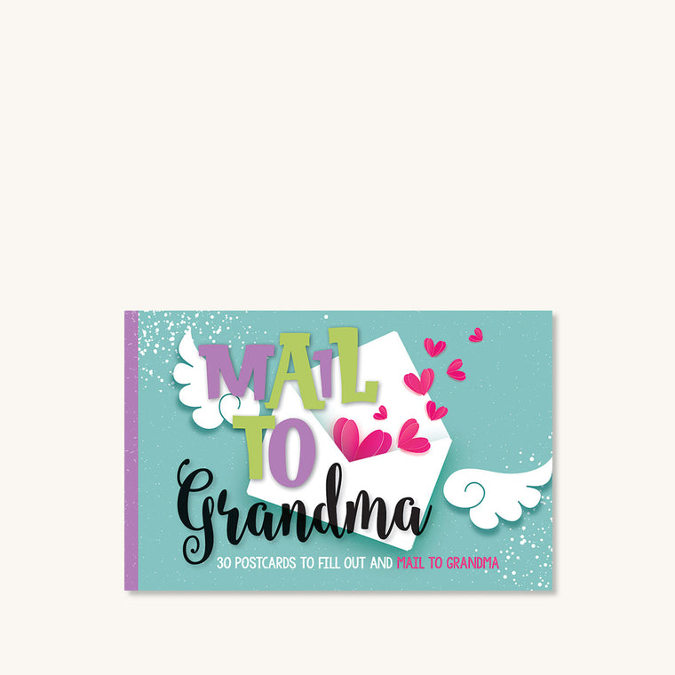 Mail to Grandma Postcards