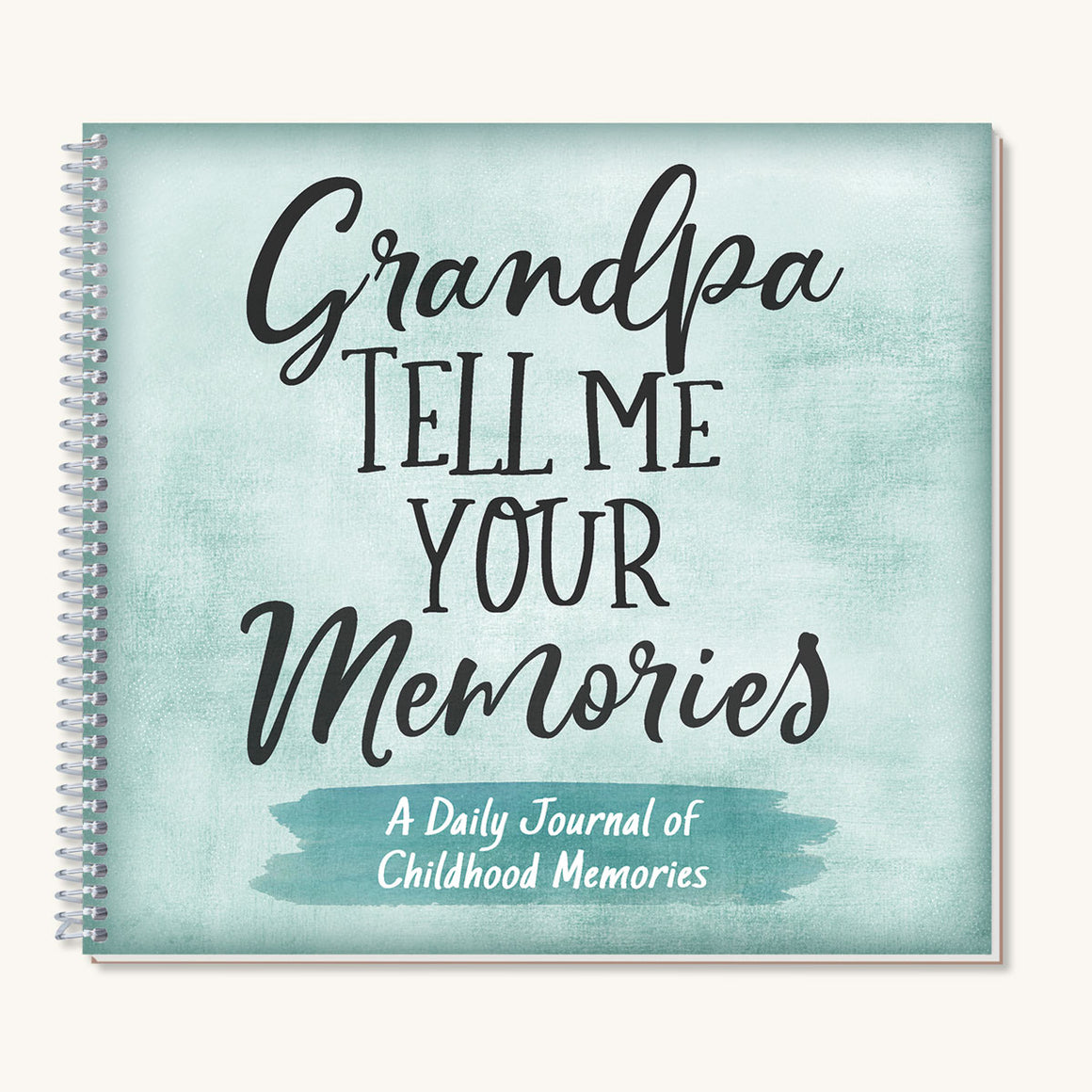 Grandpa, Tell Me Your Memories