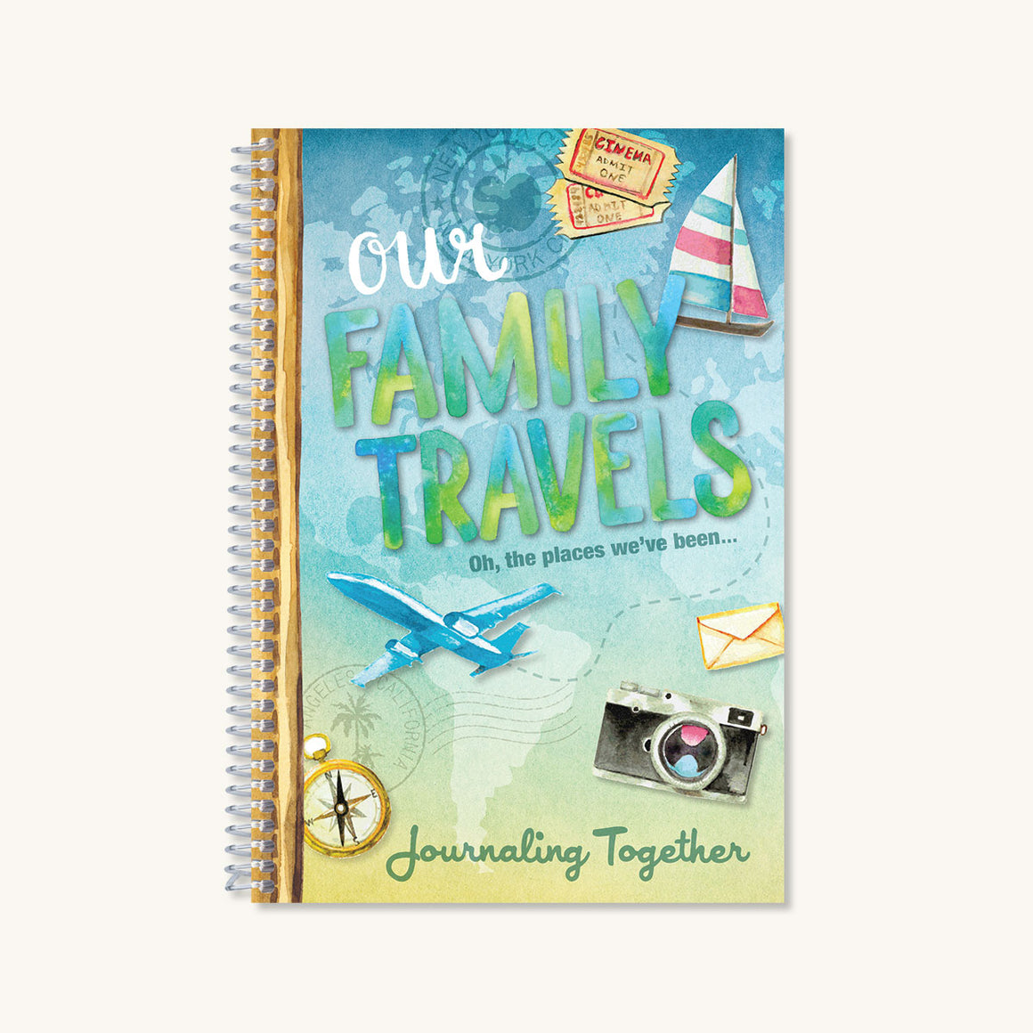 Our Family Travels Journal