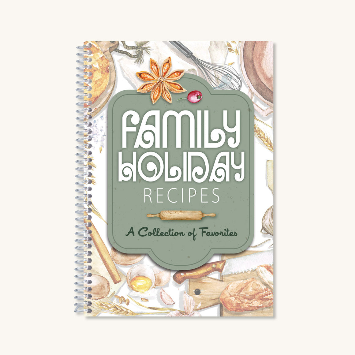Family Holiday Recipes
