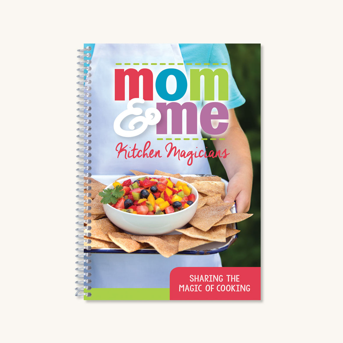 Mom & Me: Kitchen Magicians Cookbook