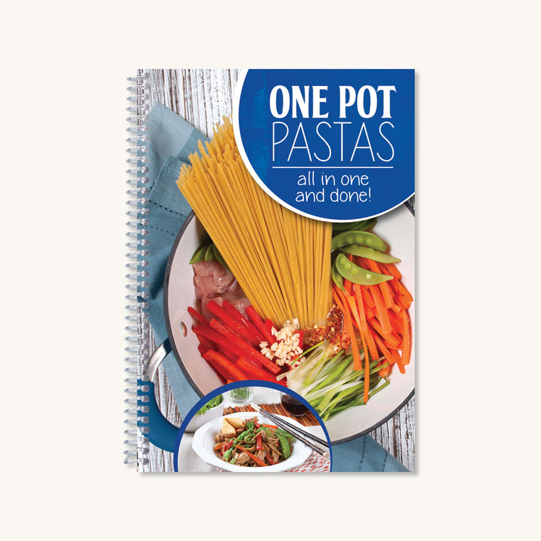 One Pot Pastas Cookbook