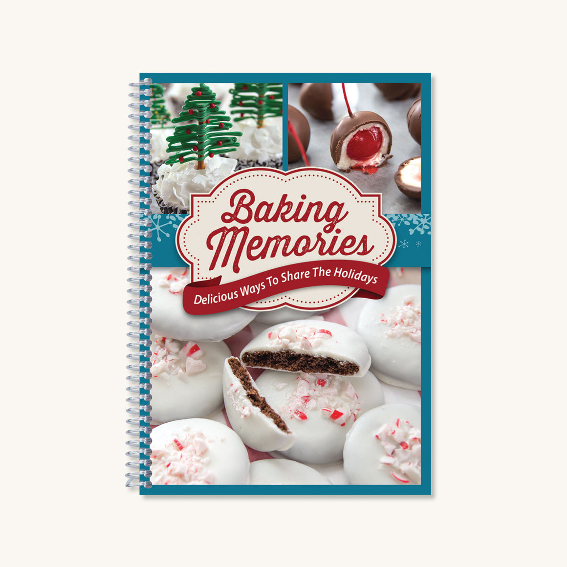 Baking Memories Cookbook