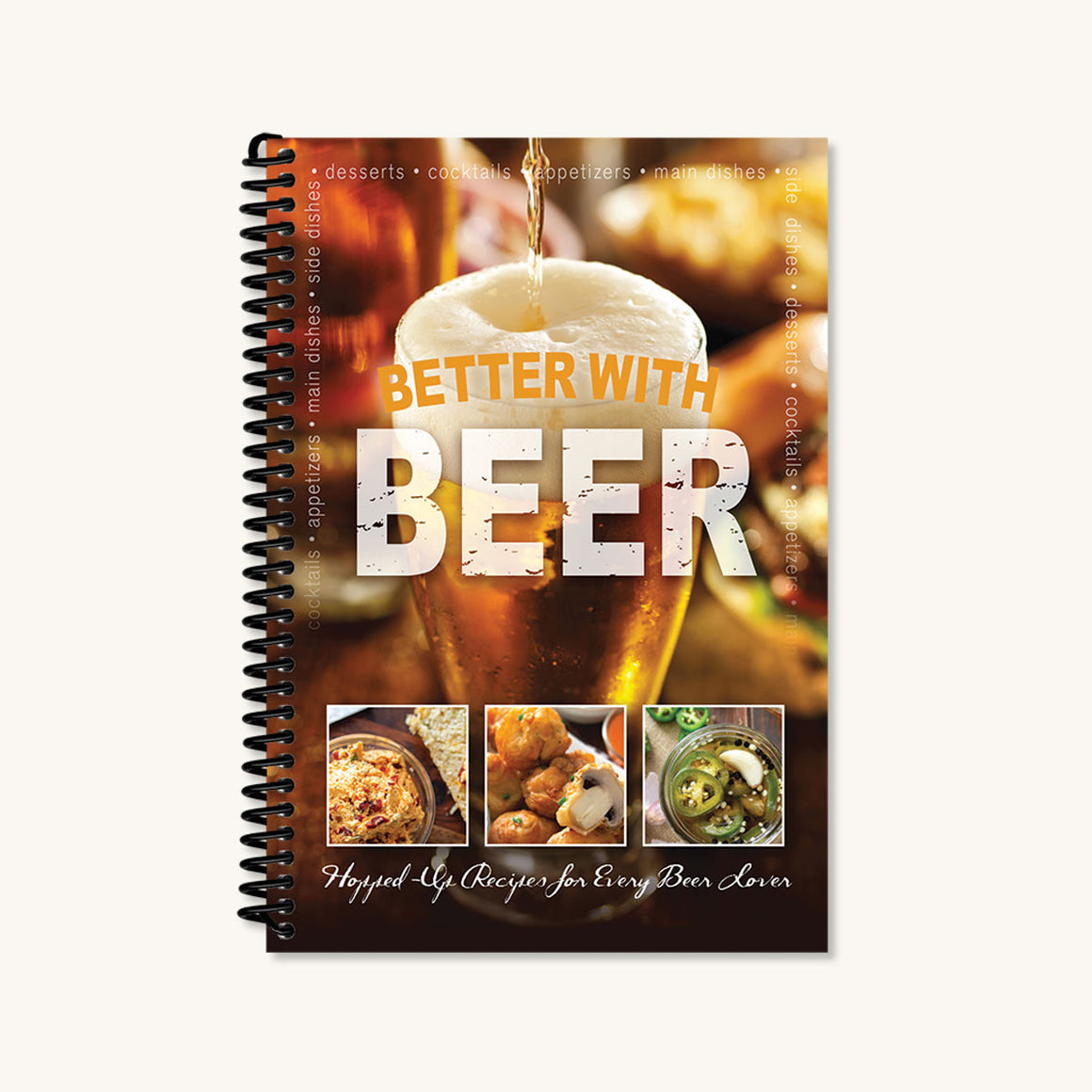 Better with Beer Cookbook
