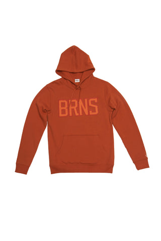 BRNS COPPER ORANGE HOODIE