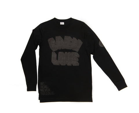 BRNS CREW LOVE LONG SLEEVE TEE