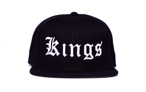 KINGS SNAP BACK