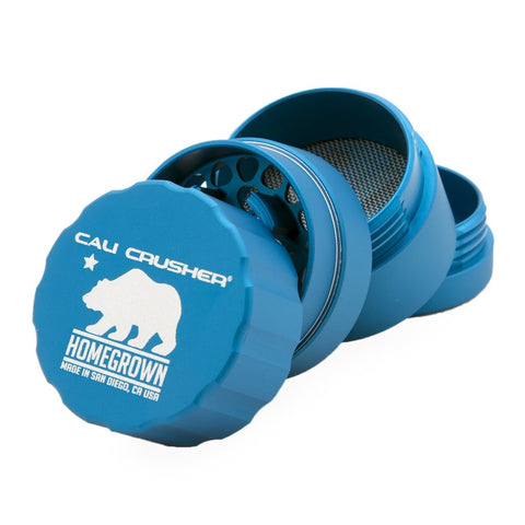 "Cali Crusher® Homegrown 1.85"" 4-Piece Hardtop Grinder"