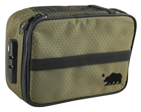 Cali Large Soft Case® Smell Proof & Locking