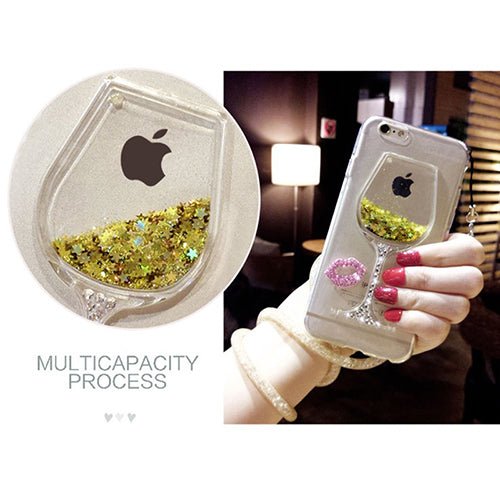 Wine Glass - iPhone Case