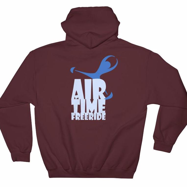 Air Time Freeride Hooded Sweatshirt