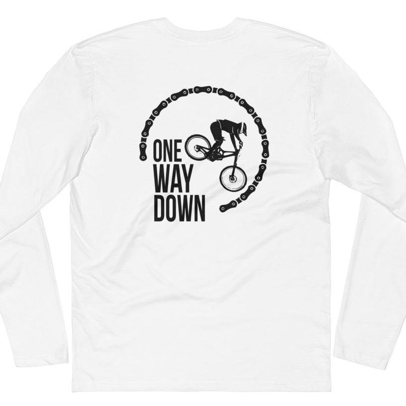 Downhill Long Sleeved