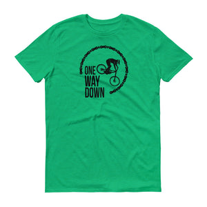 Bike Downhill Tshirt