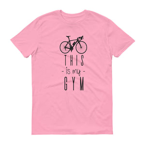 Bike is My Gym Tshirt